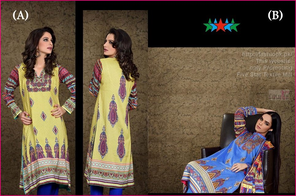 Five Star Classic Linen Collection 2014-15 For Winter