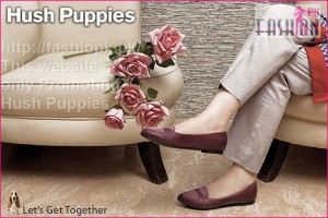 Hush Puppies Best Latest Women Shoes For Women's 2014-15