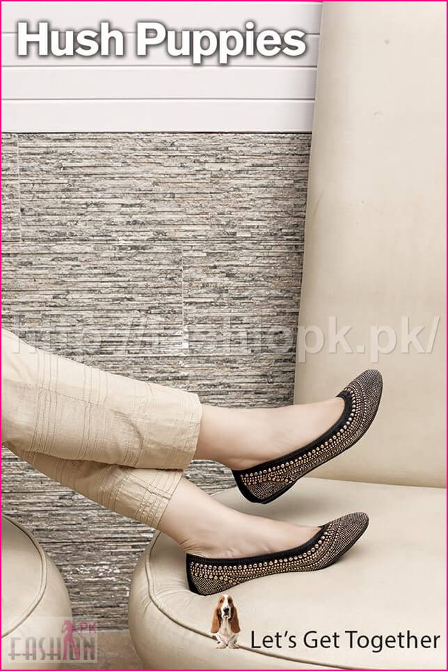 Hush Puppies New Arrival For Women In Pakistan 2014