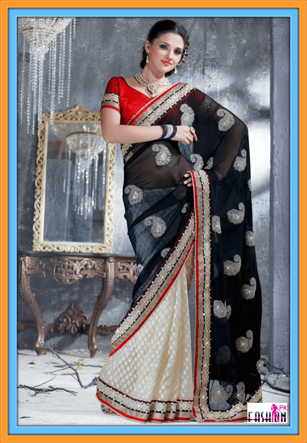 Indian Wedding Bridal Saree
