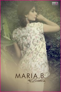 Maria B Launching Bridals Collection 2014-15