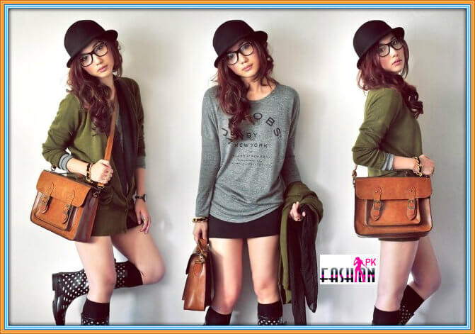 College Girl Fashion And Fashion Tip For Students