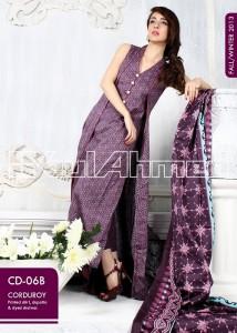 Gul Ahmed Valentines Day Grilz Fashion 2014-15